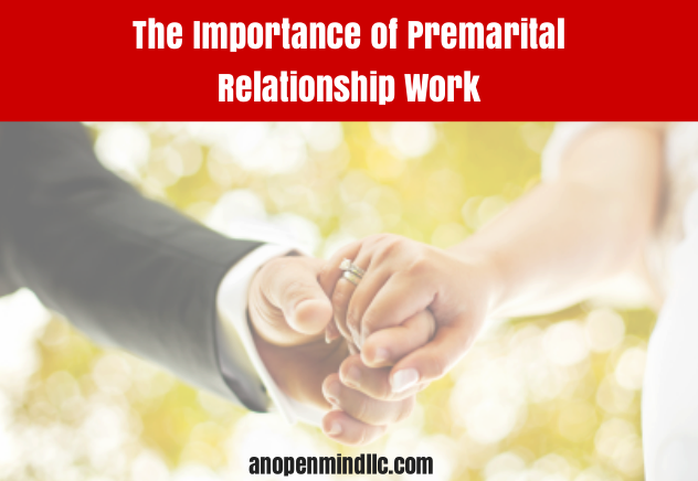 the importance of work in a relationship
